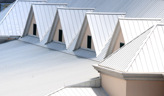 Standing Seam Metal Roofs